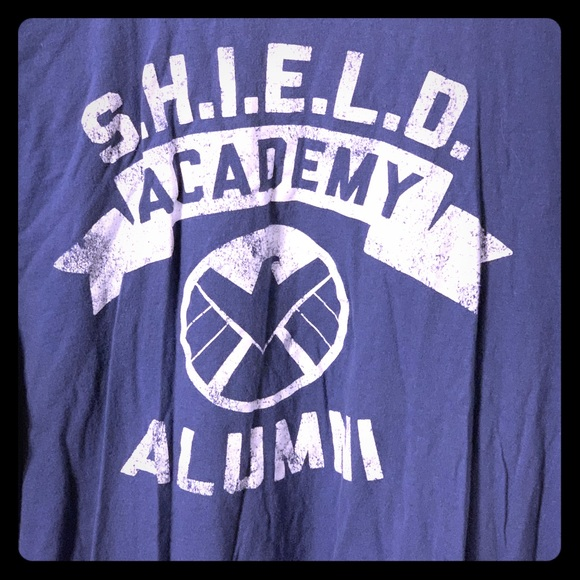 Marvel Other - Marvel NYCC exclusive SHIELD Academy T-Shirt, XXL